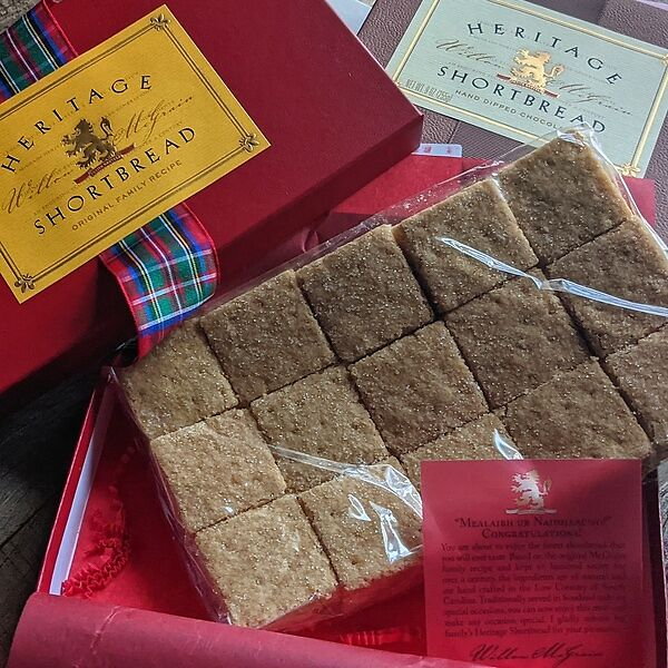 Shortbread was not available to ordinary people on a regular basis